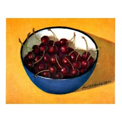 Postcard Cherries